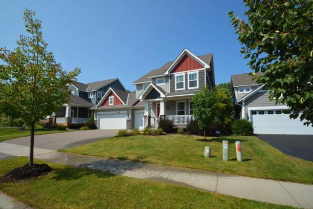 1056 Rosemary Circle, Chaska, MN 55318 (#4992804) :: The Janetkhan Group