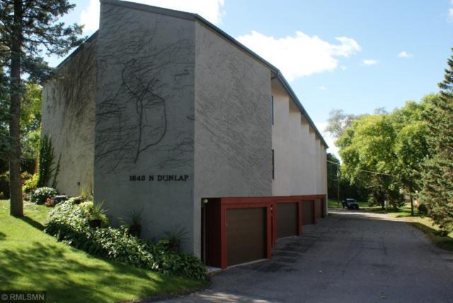 1643 Dunlap Street N #4, Saint Paul, MN 55108 (#4995330) :: Olsen Real Estate Group