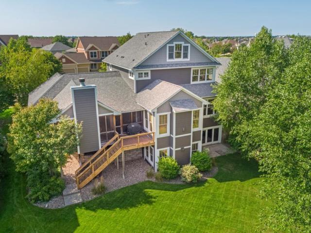 11046 Sweetwater Path, Woodbury, MN 55129 (#5006274) :: The Hergenrother Group North Suburban