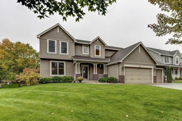 3465 Olive Lane N, Plymouth, MN 55447 (#5013180) :: The Hergenrother Group North Suburban