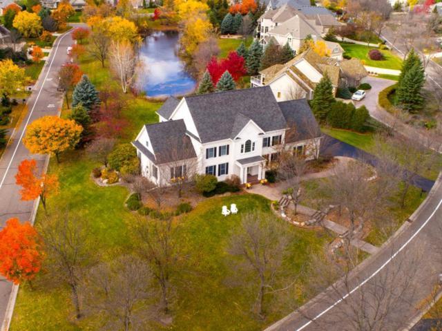 18687 Melrose Chase, Eden Prairie, MN 55347 (#5016380) :: House Hunters Minnesota- Keller Williams Classic Realty NW