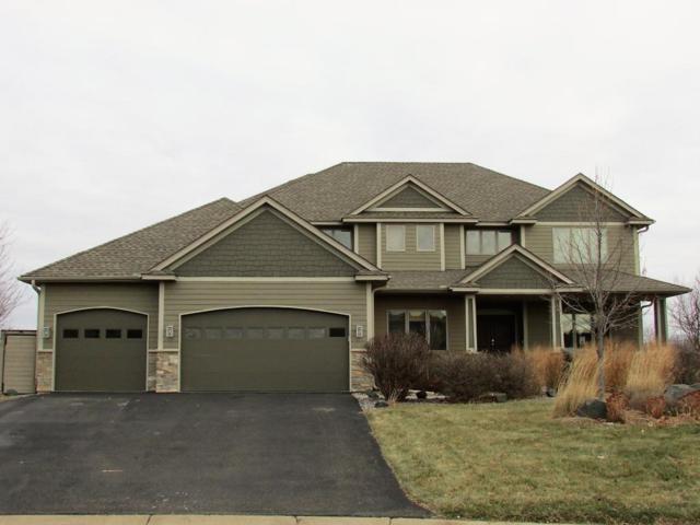 9387 Kagan Circle NE, Otsego, MN 55362 (#5027475) :: House Hunters Minnesota- Keller Williams Classic Realty NW