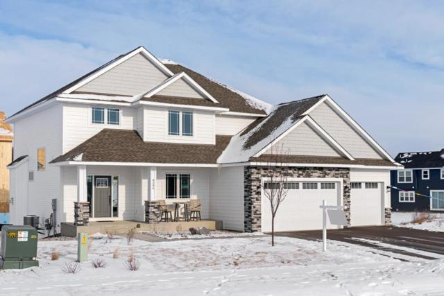 8206 157th Terrace, Savage, MN 55378 (#5141418) :: The Snyder Team