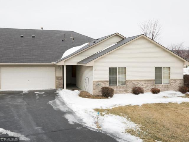 20513 Harvest Circle, Rogers, MN 55374 (#5144032) :: House Hunters Minnesota- Keller Williams Classic Realty NW