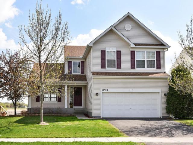 10329 41st Place NE, Saint Michael, MN 55376 (#5195938) :: House Hunters Minnesota- Keller Williams Classic Realty NW