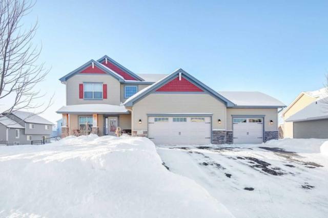 11669 11th Street NE, Hanover, MN 55341 (#5197259) :: House Hunters Minnesota- Keller Williams Classic Realty NW