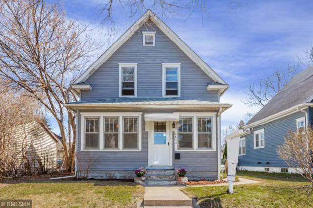 2643 Quincy Street NE, Minneapolis, MN 55418 (#5199993) :: House Hunters Minnesota- Keller Williams Classic Realty NW