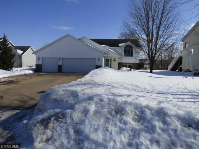 1290 Fieldstone Drive, Sauk Rapids, MN 56379 (#5200382) :: The Sarenpa Team