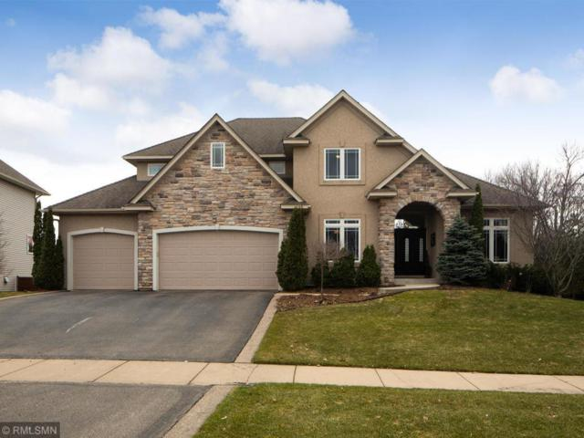 9445 138th Street W, Savage, MN 55378 (#5202037) :: Centric Homes Team