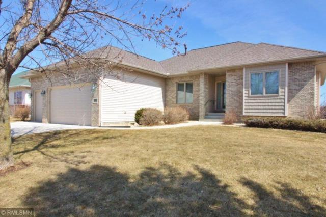 525 Rambling Creek Drive SE, Saint Michael, MN 55376 (#5211037) :: House Hunters Minnesota- Keller Williams Classic Realty NW