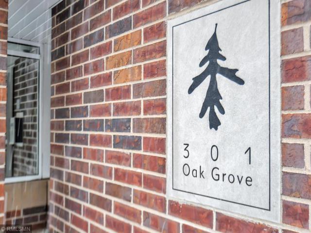 301 Oak Grove Street #410, Minneapolis, MN 55403 (#5211400) :: The Michael Kaslow Team