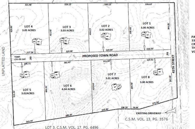 LOT 4 45th Street, Somerset Twp, WI 54025 (#5217036) :: Bre Berry & Company