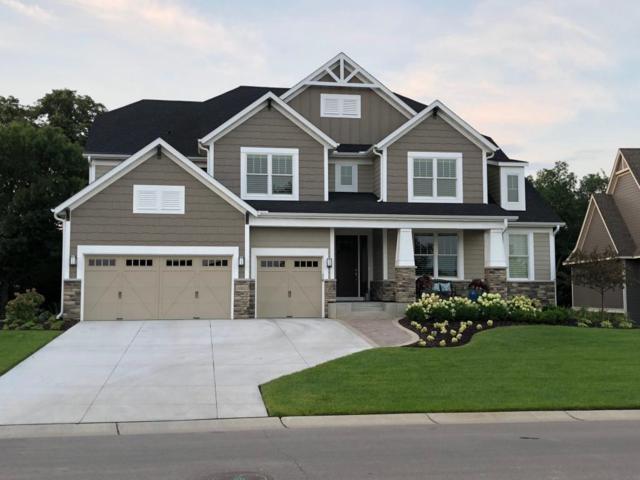 16651 Reeder Ridge, Eden Prairie, MN 55347 (#5217150) :: House Hunters Minnesota- Keller Williams Classic Realty NW