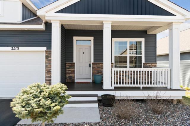 3513 Kachina Avenue NE, Saint Michael, MN 55376 (#5217738) :: House Hunters Minnesota- Keller Williams Classic Realty NW