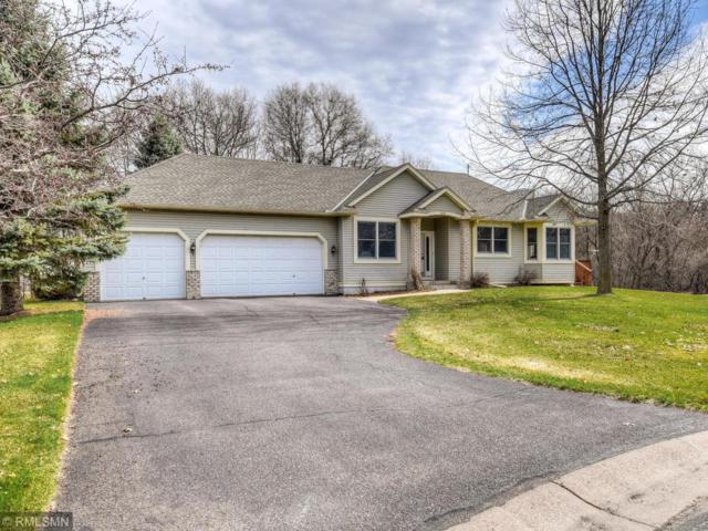 6216 267th Court, Wyoming, MN 55092 (#5218826) :: House Hunters Minnesota- Keller Williams Classic Realty NW