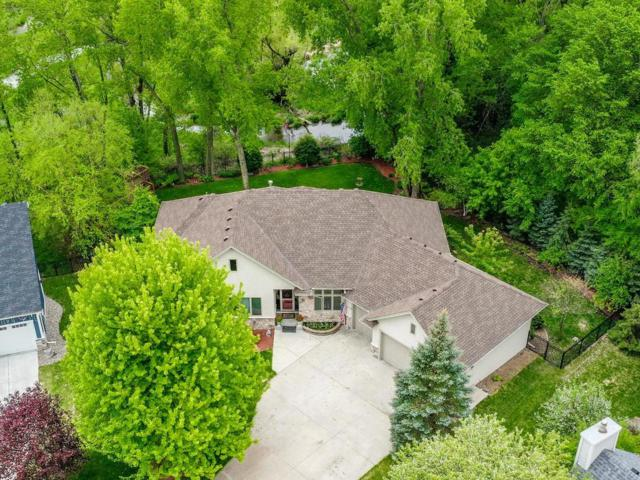 9340 Wilderness Cove, Eden Prairie, MN 55347 (#5221345) :: House Hunters Minnesota- Keller Williams Classic Realty NW