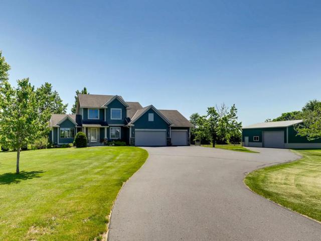 725 Mc Cutcheon Road, Hudson Twp, WI 54016 (MLS #5222672) :: The Hergenrother Realty Group