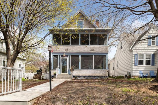 4829 Vincent Avenue S, Minneapolis, MN 55410 (#5225458) :: House Hunters Minnesota- Keller Williams Classic Realty NW