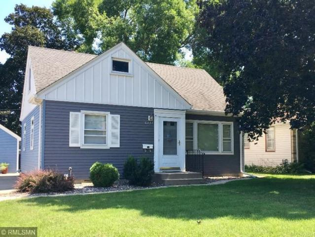 6337 Knox Avenue S, Richfield, MN 55423 (#5226617) :: House Hunters Minnesota- Keller Williams Classic Realty NW
