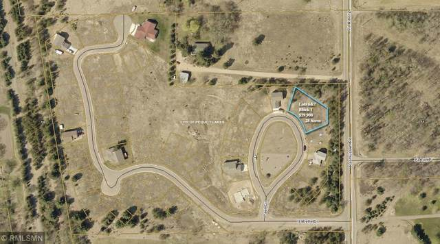 L6-7 B1 Paul Circle, Pequot Lakes, MN 56472 (#5227437) :: The Michael Kaslow Team