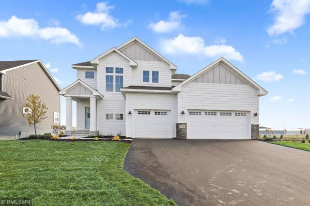 5559 130th Way N, Hugo, MN 55038 (#5244724) :: House Hunters Minnesota- Keller Williams Classic Realty NW