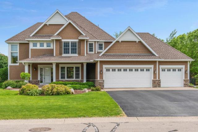 12701 Stoney Way, Eden Prairie, MN 55347 (#5261851) :: House Hunters Minnesota- Keller Williams Classic Realty NW