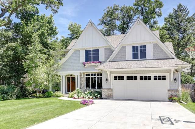 5209 Wooddale Avenue, Edina, MN 55424 (#5274032) :: House Hunters Minnesota- Keller Williams Classic Realty NW