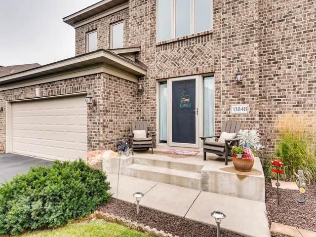 13848 44th Lane NE, Saint Michael, MN 55376 (#5292784) :: House Hunters Minnesota- Keller Williams Classic Realty NW