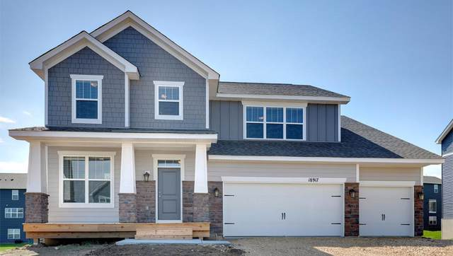 1434 Sagewood Court, Chaska, MN 55318 (#5323588) :: The Janetkhan Group