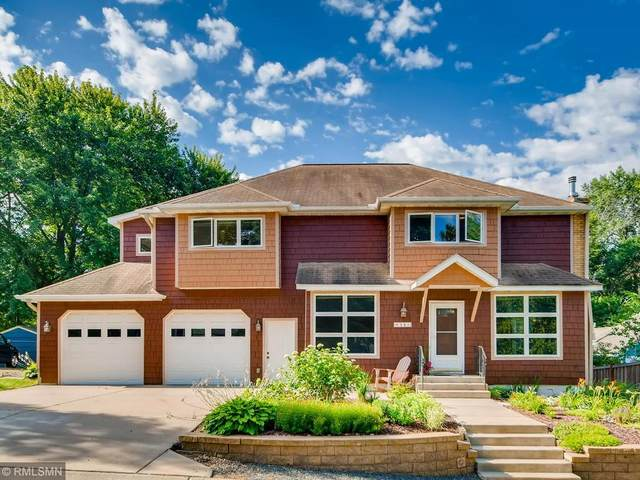 48 Grove Street, Mahtomedi, MN 55115 (#5323722) :: Bos Realty Group