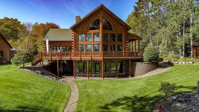 9125 W Clements Road, Hunter Twp, WI 54843 (#5334281) :: The Michael Kaslow Team