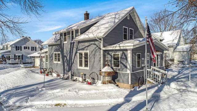 1121 Oak Street, Bloomer, WI 54724 (MLS #5350954) :: The Hergenrother Realty Group