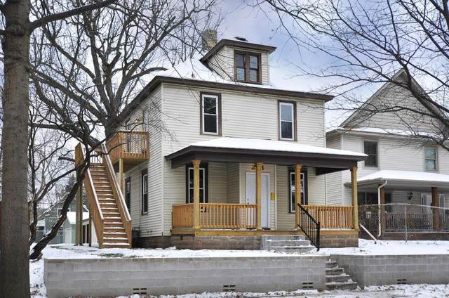 397 Thomas Avenue, Saint Paul, MN 55103 (#5483463) :: The Odd Couple Team