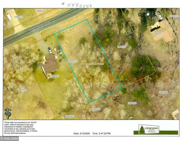 L4 B9 WB15 White Overlook Drive, Breezy Point, MN 56472 (#5485253) :: The Twin Cities Team