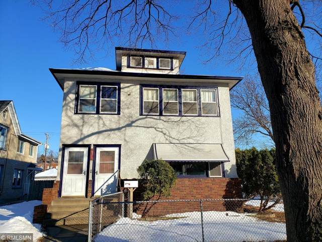 2401 3rd Street NE, Minneapolis, MN 55418 (#5486251) :: The Odd Couple Team