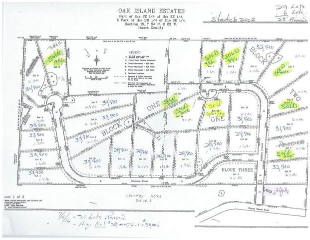 TBD Oak Island Estates, Harris Twp, MN 55744 (#5492418) :: Twin Cities South