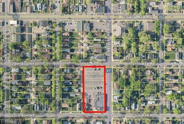 2300 University Avenue NE, Minneapolis, MN 55418 (#5496081) :: Bos Realty Group