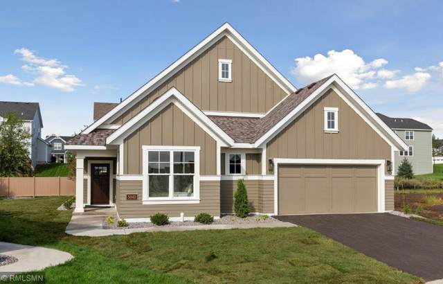 5042 Dale Ridge Road, Woodbury, MN 55129 (#5501975) :: Straka Real Estate