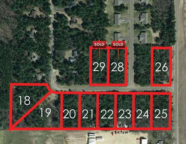 XXX Lot18 774th Avenue, Menomonie, WI 54751 (#5543684) :: The Preferred Home Team