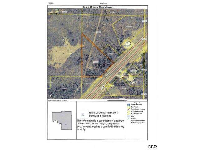 TBD E Hwy 169, Bovey, MN 55709 (#5563044) :: Lakes Country Realty LLC