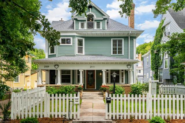 2111 Girard Avenue S, Minneapolis, MN 55405 (#5563412) :: Bos Realty Group