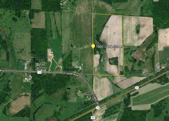 1616 Cable Street, Ogilvie, MN 56358 (#5566466) :: The Pietig Properties Group