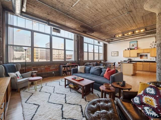 521 S 7th Street #412, Minneapolis, MN 55415 (#5575086) :: The Pietig Properties Group