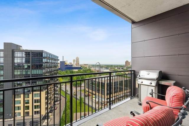 1240 S 2nd Street #1018, Minneapolis, MN 55415 (#5611248) :: The Pietig Properties Group