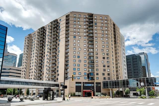 121 Washington Avenue S #1809, Minneapolis, MN 55401 (#5613760) :: Straka Real Estate
