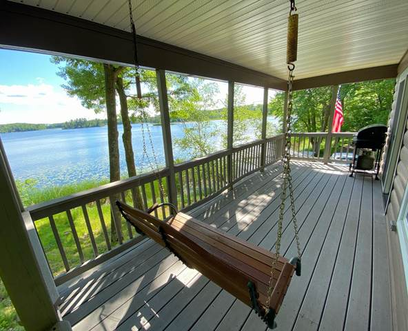 12258 W Sylvan Drive SW, Pillager, MN 56473 (MLS #5615332) :: The Hergenrother Realty Group