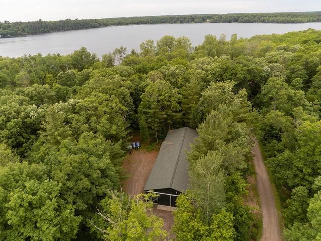 8511 Sunset Beach Drive, Webster, WI 54893 (#5615808) :: Bre Berry & Company