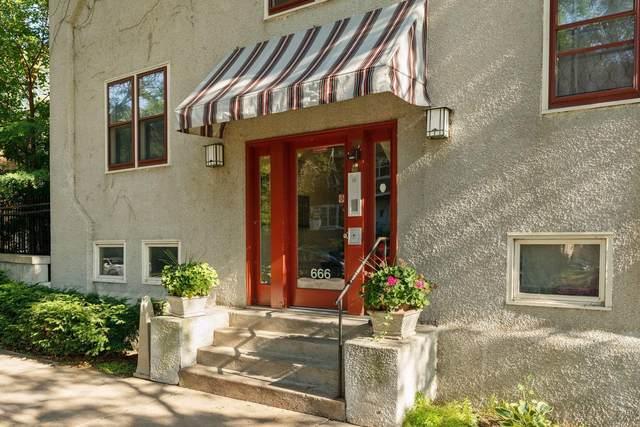666 Ashland Avenue #7, Saint Paul, MN 55104 (#5619609) :: The Odd Couple Team