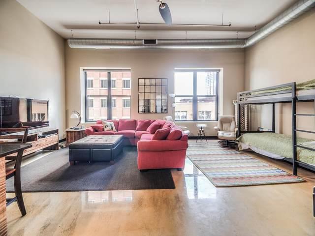 350 Saint Peter Street #412, Saint Paul, MN 55102 (#5624297) :: The Pietig Properties Group