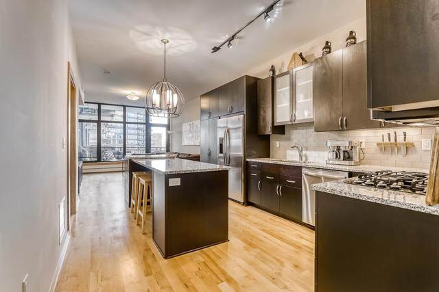 1120 S 2nd Street #910, Minneapolis, MN 55415 (#5624540) :: Bre Berry & Company